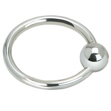 <strong>Krysaliis</strong> Single Ring Sterling Silver Baby Teether