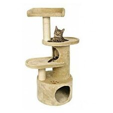 "41"" Sydney Cat Tree in Beige"