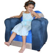 <strong>Fantasy Furniture</strong> The Great Microsuede Kid's Chair