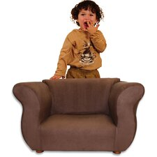 <strong>Fantasy Furniture</strong> Kid's Fancy Microsuede Chair