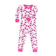 <strong>New Jammies</strong> Cherry Blossoms Organic Cotton Pajama