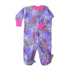 <strong>New Jammies</strong> Organic Starburst Mum Footie