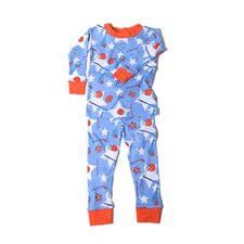 Organic All Star Sport Snuggly Pajama