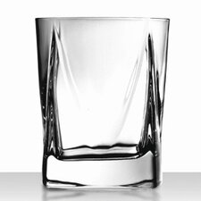 Alfieri Double Old Fashioned Glass (Set of 4)