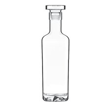 On the Rocks Spirits Bottle with Glass Stopper
