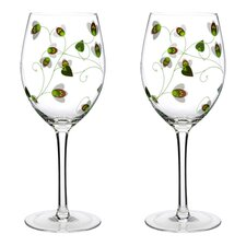 Social Ave UR Vino All Purpose Wine Glass (Set of 2)