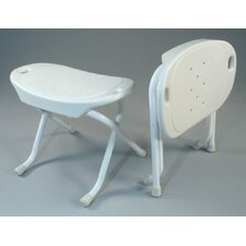 <strong>TFI</strong> Foldable Bath Bench in White