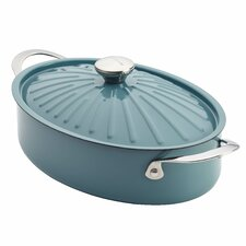 Cucina 5 Qt. Paella Pan with Lid