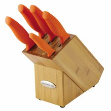 6-Piece Knife Block Set