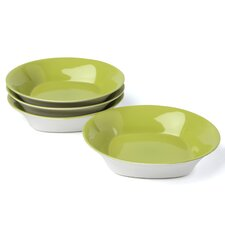 Round and Square Soup & Pasta Bowl (Set of 4)