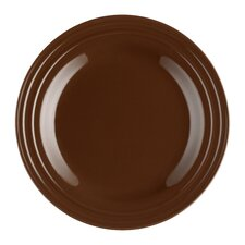 "Double Ridge 11"" Dinner Plates (Set of 4)"