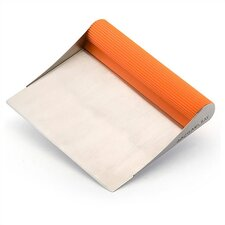 <strong>Rachael Ray</strong> Tools Bench Scrape Shovel in Orange