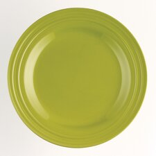 "Double Ridge 11"" Dinner Plates: Set of (4)"