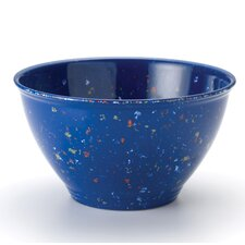 Rachael Ray Garbage Bowl with Non-slip Base in Blue