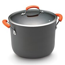 Hard Anodized II Nonstick 10 Qt. Covered Stockpot