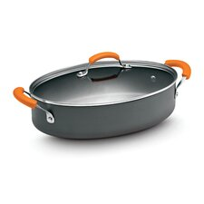 Hard Anodized II 5-qt. Saute Pan with Lid
