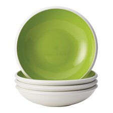 Rise 4 Piece Soup and Pasta Bowl Set