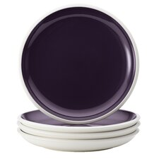 "Rise 8.9"" Salad Plate (Set of 4)"