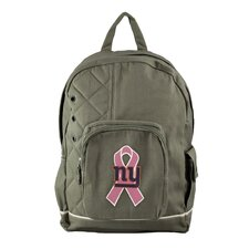 NFL Old School Breast Cancer Awareness Backpack