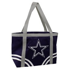 <strong>Little Earth</strong> NFL Canvas Tailgate Tote Bag
