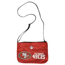 <strong>Little Earth</strong> NFL Jersey Mini Shoulder Bag