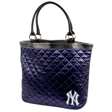 <strong>Little Earth</strong> MLB Quilted Tote Bag