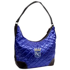 MLB Quilted Hobo