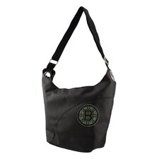 NHL Sport Noir Color Sheen Hobo Bag