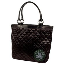 NBA Sport Noir Quilted Tote Bag