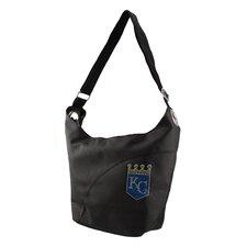 MLB Sport Noir Color Sheen Hobo Bag
