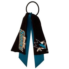 NHL Ponytail Holder