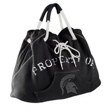 <strong>Little Earth</strong> NCAA Sport Noir Hoodie Tote Bag