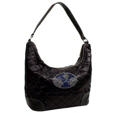 NCAA Sport Noir Quilted Tote Bag