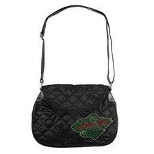 NHL Sport Noir Quilted Shoulder Bag