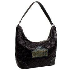 NBA Sport Noir Quilted Hobo Bag