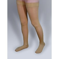 Ultima 20-30 mmHg Closed Toe Thigh Top Stocking