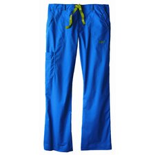 5522 MedFlex II Female Cargo Pant in Azure Blue