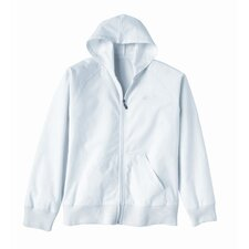 5050 2-Pocket MedFlex II Solid Hoodie in Winter White