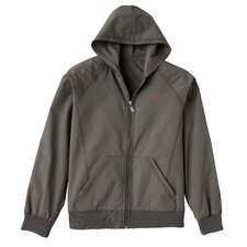 5050 2-Pocket MedFlex II Solid Hoodie in City Slate
