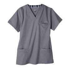 7400 Men's 6-Pocket MedFlex II Top in City Slate
