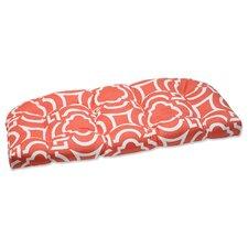 Carmody Wicker Loveseat Cushion