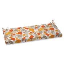 Paint Splash Bench Cushion