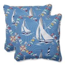 Set Sail Throw Pillow (Set of 2)