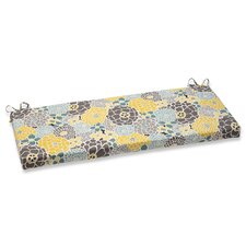 Full Bloom Bench Cushion