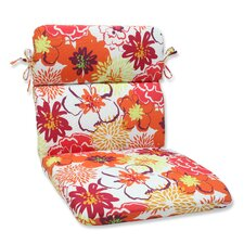 Floral Fantasy Chair Cushion