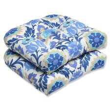 Santa Maria Wicker Seat Cushion (Set of 2)