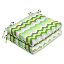 Panama Wave Seat Cushion (Set of 2)