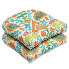 Santa Maria Wicker Seat Cushion (Set of 2)