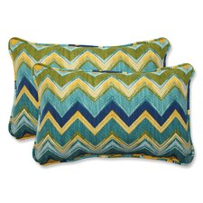<strong>Pillow Perfect</strong> Tamarama Throw Cushion (Set of 2)