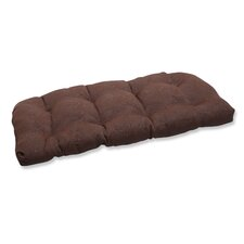 Mandeyia Wicker Loveseat Cushion